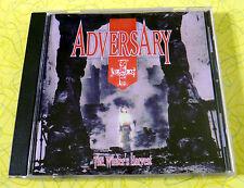 Adversary - The Winter's Harvest ~ Music CD ~ Rare Death Metal