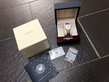 Longines La Grande Classique Mens 36mm Quartz Watch L47552117 Worn Once £1180