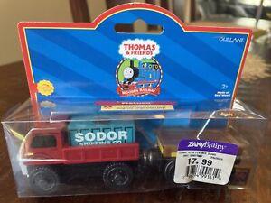 Lorry with Flatbed Thomas & Friends Wooden Railway Sodor Gullane 2001