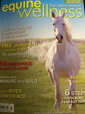 Equine Wellness Magazine Volume 2 Issue 3 May/June 2007 Natural Horse Magazine