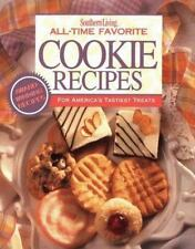 All-Time Favorite Cookie Recipes (Southern Living)-ExLibrary