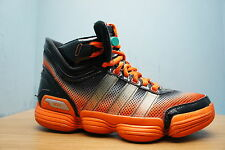 Adidas Mens TS Halloween Edition Heat Check Orange Black Size 6.5 Trainers Boots