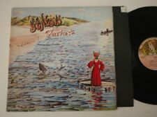 GENESIS LP FOXTROT 1973 CHARISMA CAS 1058  TEXTURED COVER GATEFOLD