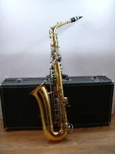 Jupiter Alto Saxophone with case.