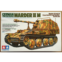 Tamiya 35255 German Tank Destroyer Marder III M 1/35