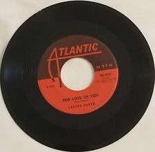 Tiny Tim / For Love of You - Lavern Baker (EX) : Soul Northern soul Popcorn