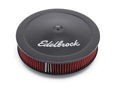 Edelbrock 1223 Air Cleaner Assembly Black