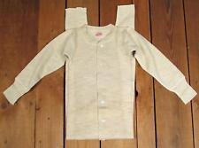 Vintage 1930s Oneita Knit Standard Ragazzi Union Abito Nos Età 10 Longjohn