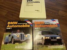 BMW Automobile 2 Bände 1898-1940 & 1945-94 Prototypen Wartburg * Dixi Rennsport