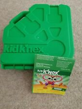 KID K'NEX Set, Carry Case and Instructions