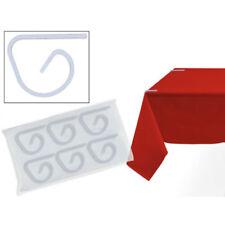 Decoración y menaje manteles transparentes de plástico para mesas de fiesta