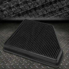 FOR 10-15 CHEVY CAMARO 3.6L/6.2L ENGINE HIGH FLOW DROP-IN PANEL AIR FILTER BLACK