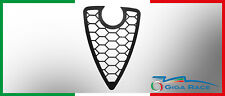 Alfa Romeo Mito Shield Front Car Grill Front Set Tuning Comb Bee Carbon
