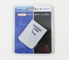 New 1Mb Memory Card For Playstation PS1