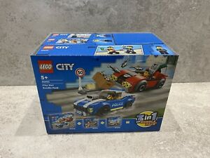 Lego City (66682) 3 In 1 Bundle Pack 60239 60241 & 60242 BRAND NEW 5 Minifigures