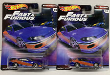 Hot Wheels Premium Fast and Furious Nissan Silvia (S15) Lot Of 2