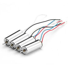 2 Pairs Chaoli CL 820 8.5x20mm CW & CCW Coreless Motor for 90mm-150mm DIY Quad