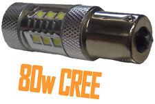 80W Cree Blanco Xenón 1156 382 LED de alta potencia Bulbo Reversa Vauxhall Vxr
