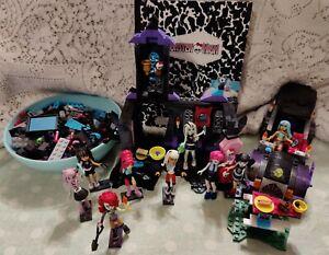 ☠️💜2015 Mega Bloks Monster High Sets And Figures☠️💗