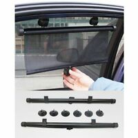 2X CAR VAN WINDOW SUN SHADE SCREEN PROTECTOR ROLLER KIDS REAR SIDE BLIND BLINDS