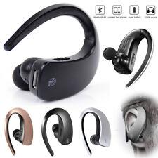 Universal Bluetooth Earphones Wireless V4.0 Headset Sports Ear Hook Handsfree