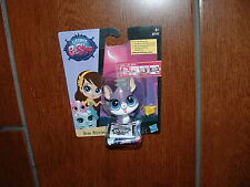 Littlest Pet Shop GET THE PETS CHINCHILLA -  BREE NIBBLESON 3653