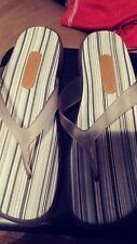 Rockport Womens Stripe Sandal Size 6M APW 30477 W04   501832
