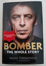 MARK THOMPSON BOMBER AFL FOOTBALL ESSENDON GEELONG SIGNED AUTOBIOGRAPHY