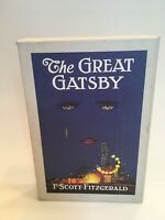 THE GREAT GATSBY by F. Scott Fitzgerald EASTON PRESS FIRST EDITION LIBRARY
