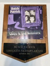 Butch Patrick ONE OF A KIND Personal Award The Munsters + SAG Card Limelight