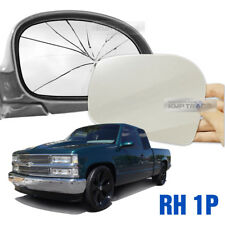 Replacement Side Mirror RH 1P + Adhesive for CHEVY 94-96 C-K  Fullsize Pickup