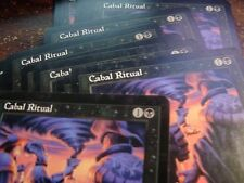 Cabal Ritual x1 Torment Played Free Shipping Canada!