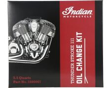 Indian Chief Thunderstroke 111 Motorcycle Oil Change Kit - 2014 Up Indian Chiefs