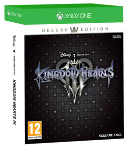 Kingdom Hearts III Deluxe Edition XBOX ONE SQUARE ENIX