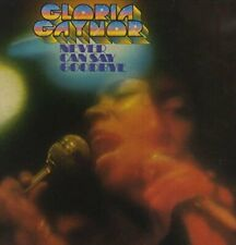Gloria Gaynor + LP + Never can say goodbye