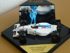 Onyx 1:43 Göde F1  Tyrrell Yamaha 022  Ukyo Katayama OVP
