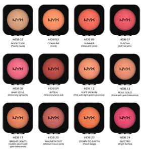 "3 NYX High Definition Blush Powder - HDB ""Pick Your 3 Color"" *Joy's cosmetics*"