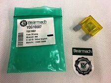 Bearmach Land Rover Defender Yellow 20A Fuse for Heated Rear Window YQG10007