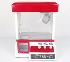 Electronic Candy Machine Grabber Prize Carnival Arcade Game Claw Free shipping