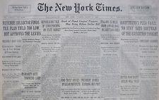 3-1936 March 31 HAUPTMANN'S PLEA FAILS; ITALIANS 25 MILES FROM GONDAR, LAKE TANA