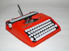 HERMES baby, Reiseschreibmaschine, typewriter, Script QWERTY USA, revidiert!