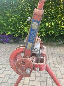 Record 219 28mm Pipe Bender (Hilmor)