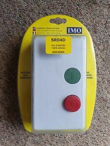 IMO Enclosed DOL Starter SR04D 7.5Kw 400V AC IP65