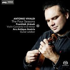 Vivaldi: Four Seasons / Jiranek: Violin Concerto In D Minor, New Music