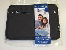 """PEDEA Tablet Tasche 10.1"""" (25,6cm) Schwarz Fashion - Rechnung inkl. 19% MwSt."""