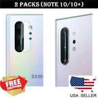 For Samsung Galaxy Note 10/10 Plus Camera Lens Tempered Glass Screen Protector