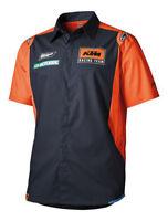 NEW KTM RACING POLO TEE T-SHIRT MEN/'S SIZE 3XL ORANGE XC SXS SXF UPW1756407