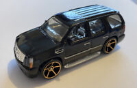 2006 Hotwheels Cadillac Escalade Black FTE, Faster Than Ever Mint! Loose!