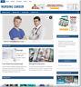 Nursing Career full business Website For Sale Money Making online affiliate
