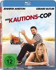 DER KAUTIONS-COP (Jennifer Aniston, Gerard Butler) Blu-ray Disc NEU+OVP